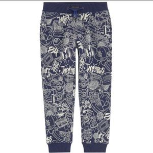 LITTLE MARC JACOBS Printed Tracksuit Joggers 3T